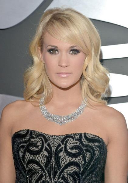 carrie-underwood-grammy-smoky-eyeWhich of these looks was your favorite?